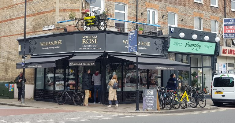 An image of William Rose butchers