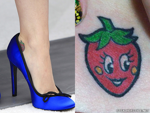 20 Katy Perry Inspired Tattoos Ideas And Designs