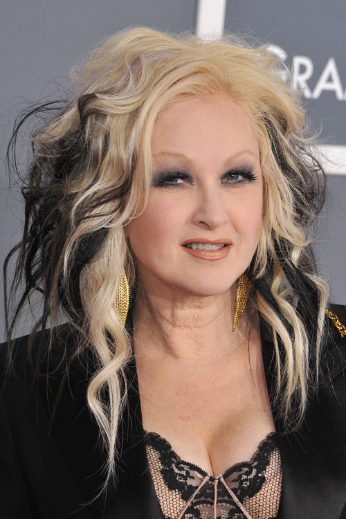 Cyndi Lauper Clothes Amp Outfits Steal Her Style