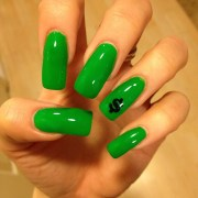 melissa marie green nails steal