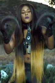 azealia banks hairstyles & hair