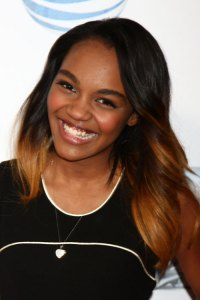 The gallery for --> China Anne Mcclain Dyed Hair