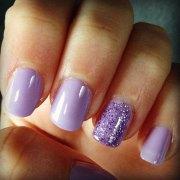 lavender nail polish steal
