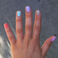 Squoval Shaped Nails | Page 7 of 23 | Steal Her Style | Page 7