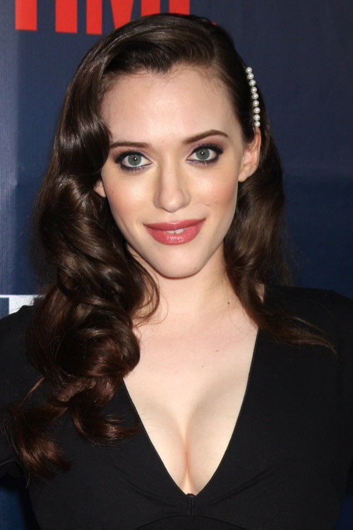 Kat Dennings Clothes Amp Outfits Steal Her Style