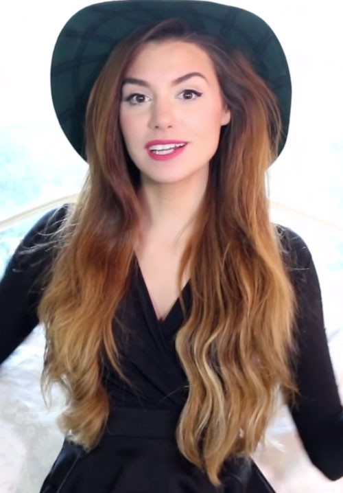 Marzia Bisognin Clothes Amp Outfits Steal Her Style