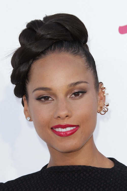 Alicia Keys Clothes Amp Outfits Steal Her Style