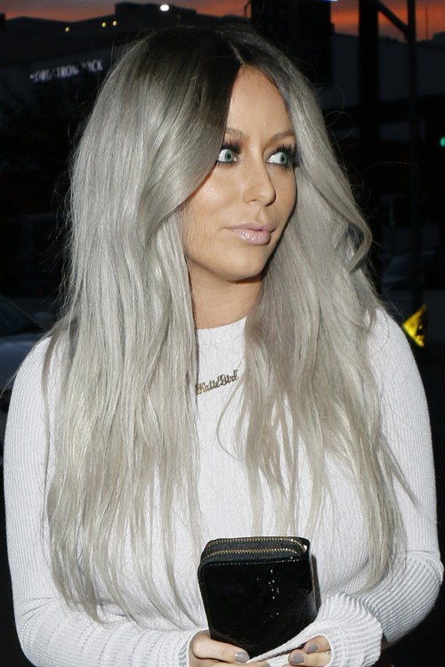 Aubrey ODays Hairstyles Amp Hair Colors Steal Her Style