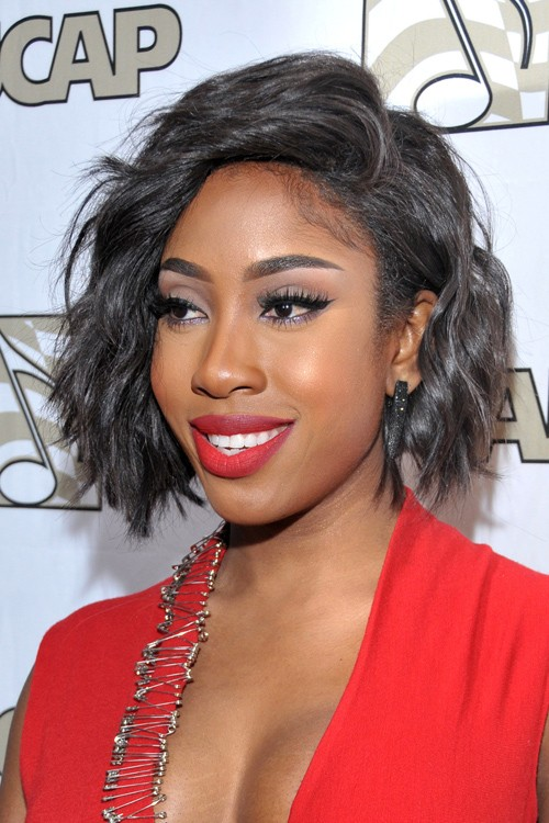 Sevyn Streeters Hairstyles Amp Hair Colors Steal Her Style