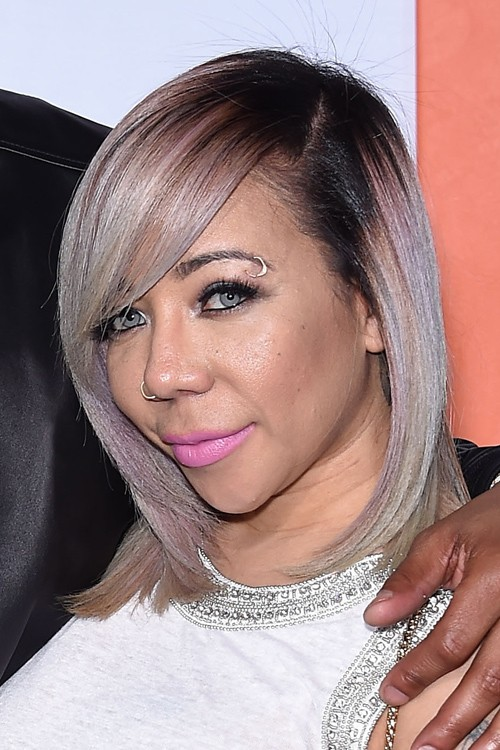 """Tameka """"Tiny"""" Cottle Harris Hairstyles & Hair Colors Steal Her Style"""