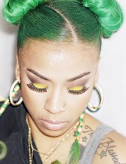 keyshia cole straight green multiple