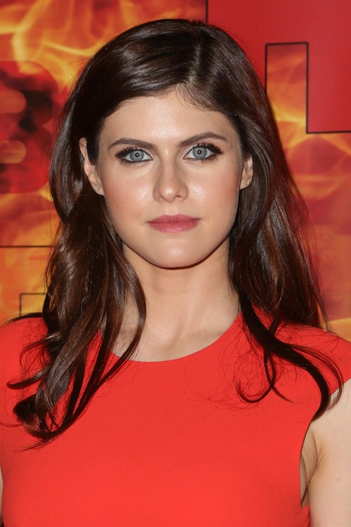 Alexandra Daddario Clothes Amp Outfits Steal Her Style