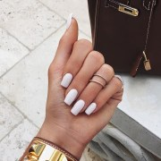 kylie jenner white nails steal