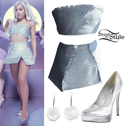 Ariana Grandes Clothes Amp Outfits Steal Her Style Page 2