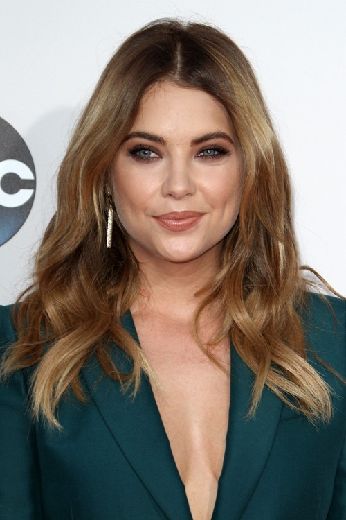 Ashley Benson's Hairstyles & Hair Colors Steal Her Style