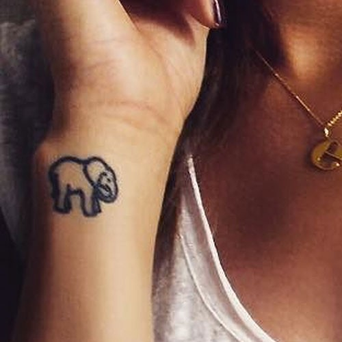 Eleanor Calders 6 Tattoos  Meanings  Steal Her Style