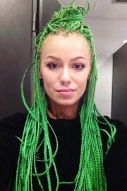 jenna mcdougall straight green