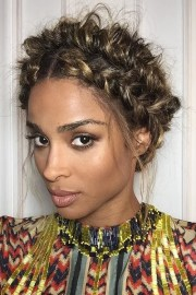 ciara's hairstyles & hair colors