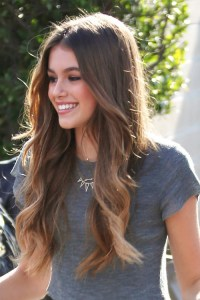 Kaia Gerber's Hairstyles & Hair Colors | Steal Her Style