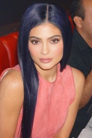 kylie jenner's hairstyles & hair