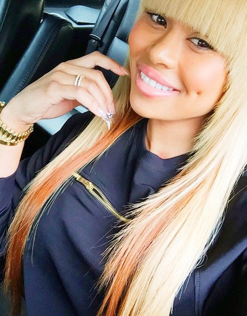 Blac Chyna's Hairstyles & Hair Colors Steal Her Style Page 3