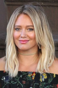 Hilary Duff Bangs | hairstylegalleries.com