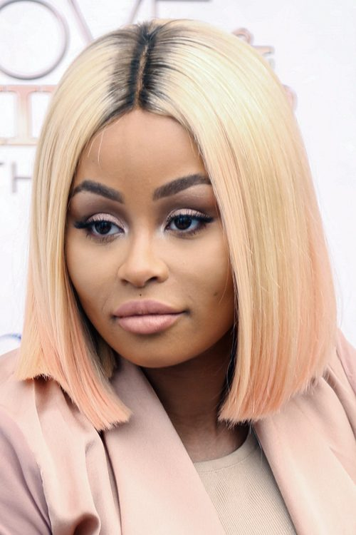 Blac Chyna's Hairstyles & Hair Colors Steal Her Style