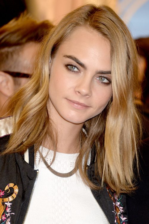 Cara Delevingne's Hairstyles & Hair Colors Steal Her Style