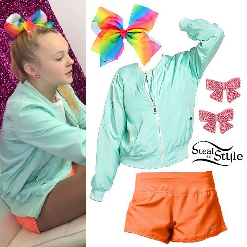 JoJo Siwa Clothes Amp Outfits Steal Her Style