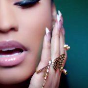 nicki minaj's nail polish &