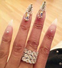 Nicki Minaj's Nail Polish & Nail Art | Steal Her Style