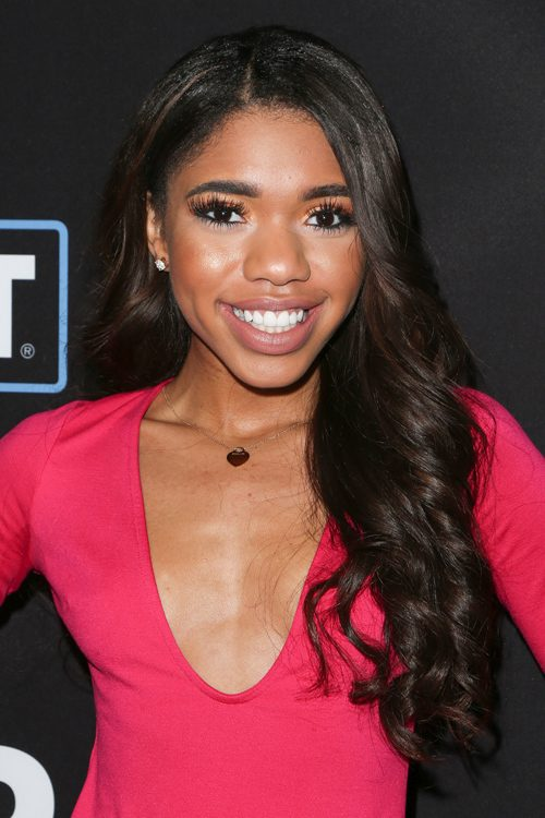 Teala Dunns Hairstyles Amp Hair Colors Steal Her Style