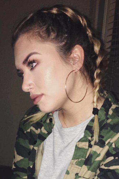 Anastasia Karanikolaous Hairstyles  Hair Colors  Steal