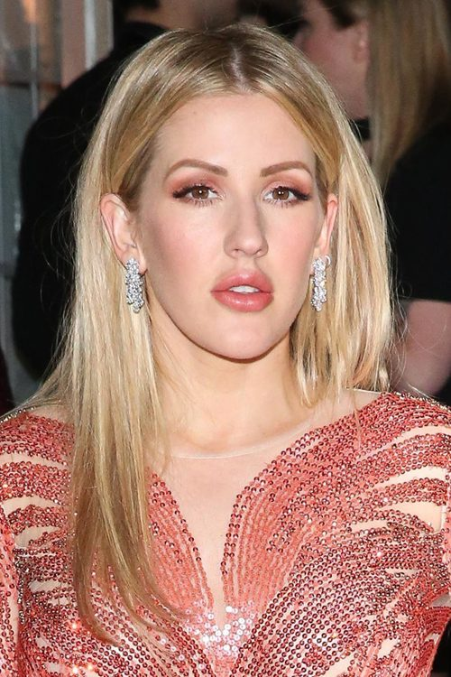 Ellie Goulding's Hairstyles & Hair Colors Steal Her Style