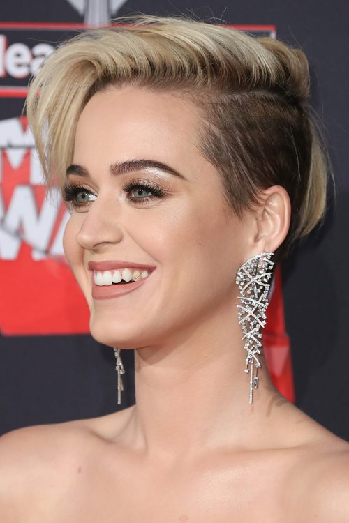 Katy Perry's Hairstyles & Hair Colors Steal Her Style