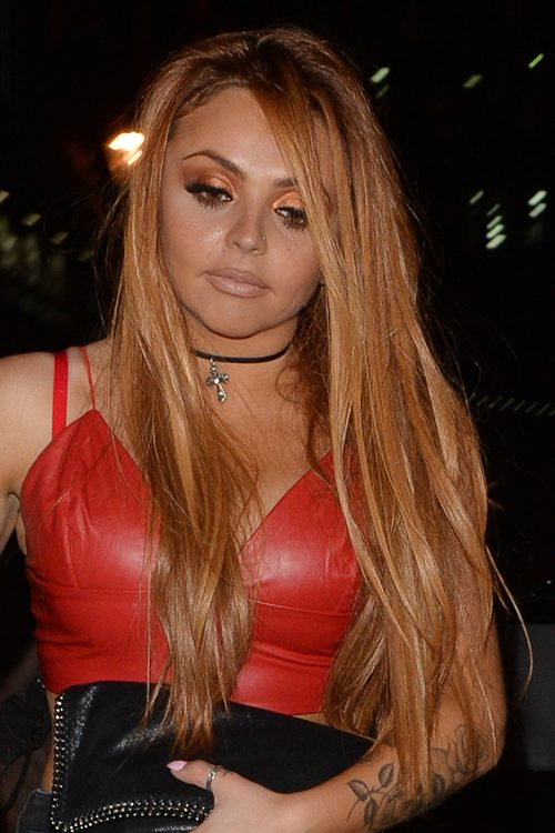 Jesy Nelsons Hairstyles Amp Hair Colors Steal Her Style