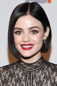 Lucy Hale's Hairstyles & Hair Colors | Steal Her Style