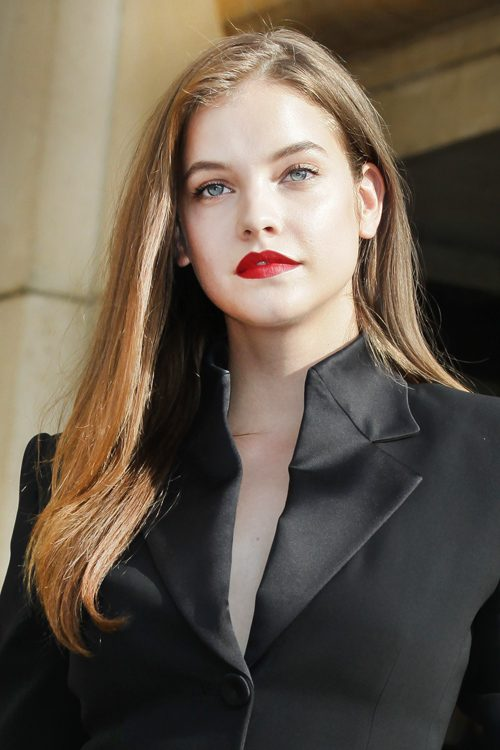Barbara Palvins Hairstyles Amp Hair Colors Steal Her Style