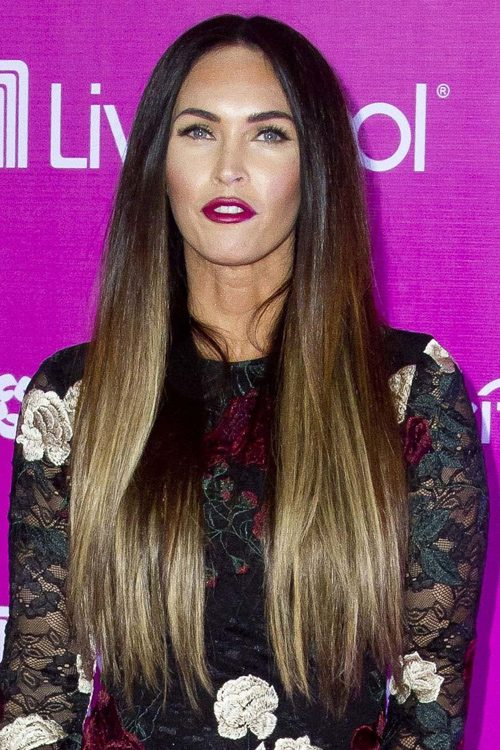 Megan Foxs Hairstyles Amp Hair Colors Steal Her Style