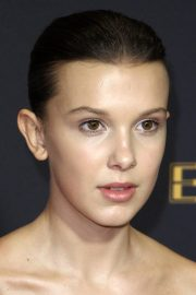 millie bobby brown's hairstyles