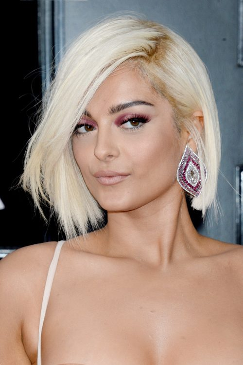 Bebe Rexhas Hairstyles Amp Hair Colors Steal Her Style