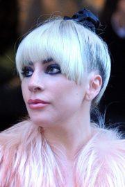 lady gaga's hairstyles & hair colors