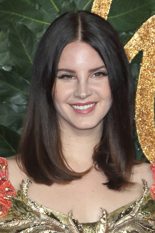 Lana Del Rey Haircut : haircut, Celebrity, Hairstyle, Photos, Steal, Style
