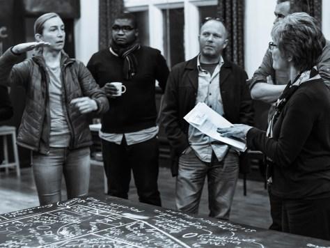 Workshop with Borut Šeparović, photo: Kevin Ryan