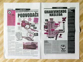 Cement Newspaper