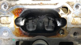 My intake valves didn't look too bad, even after 106,000 miles!