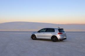 White Sands National Park...