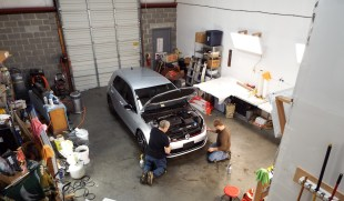Getting a 3M clearbra installed.