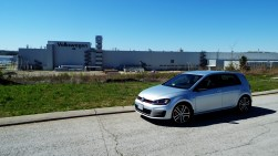 Volkswagen Assembly Plant in Chattanooga.