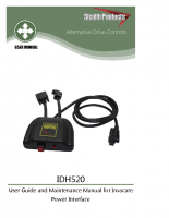 i-Drive® Invacare Power Interface
